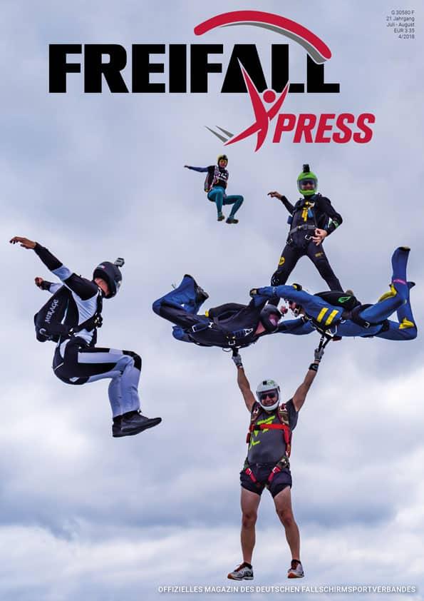 Freifall XPress Ausgabe 4-2018