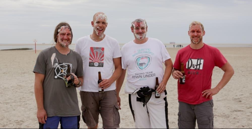 Timm Patzkowski, Martin Muesmann, Hartwig Dahlhaus, Tim Michutta