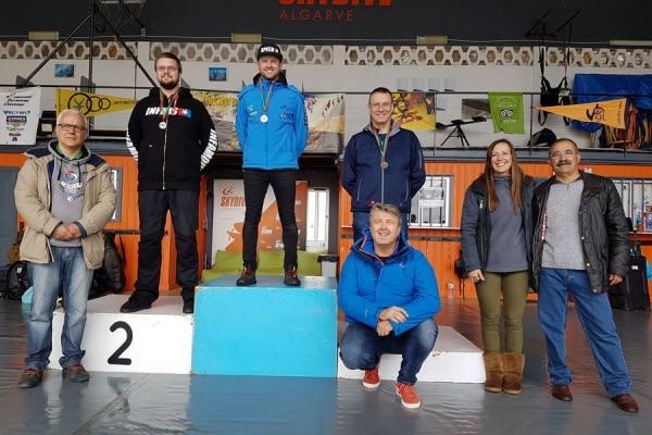 SAISONERÖFFNUNG ISSA Speed Skydiving World Series 2019