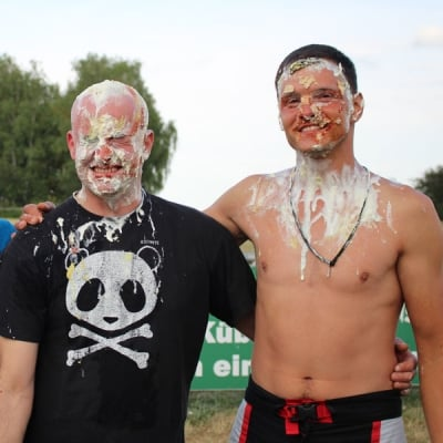 Rainer Sauter & Peter Schmid